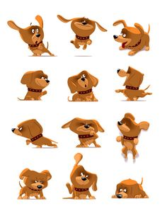 Discover ideas about character design references Character Poses, Character Drawing, Character Concept, Character Sheet, Dog Illustration, Character Illustration, Illustrations, Character Design Cartoon, Character Design References