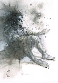 The Sandman - Dream (Sueño, Morfeo)