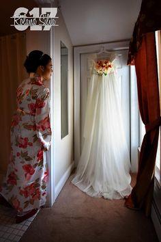 Photo by Roland Silva Beautiful Bridesmaid Dresses, Gowns, Bridal, Formal Dresses, Fashion, Vestidos, Moda, Dresses, Bride