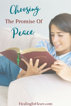 Choosing The Promise Of Peace Christian Post, Christian Marriage, Christian Living, Job Fails, Freedom In Christ, Identity In Christ, Proverbs 31 Woman, Godly Woman, Bible Lessons