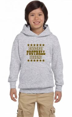 fantasy football legend Youth Hoodie