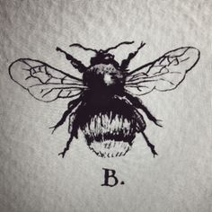 Bumble bee! Potential tattoo