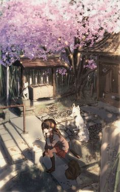 /r/Moescape is a place to post all of your favorite artworks and screen caps of cute Anime characters in their environment. Cool Anime Girl, Pretty Anime Girl, Anime Art Girl, Anime Love, Manga Art, Manga Anime, Otaku Anime, Anime Girls, Wallpaper Animes