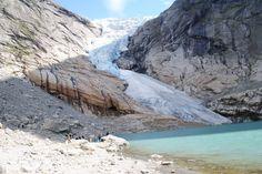gletsjer noorwegen