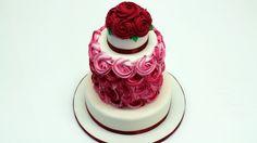 Torta decorata in ghiaccia reale by ItalianCakes