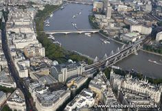 Charing Cross Station aerial photograph -ca32697a.jpg