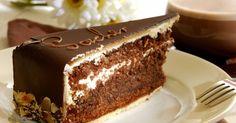 Recette traditionnelle de Sacher Torte - [node:vocab:3:term] - utile.fr
