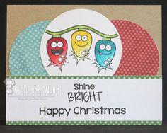 Your Next Stamp: Smiley Happy Christmas #yournextstamp