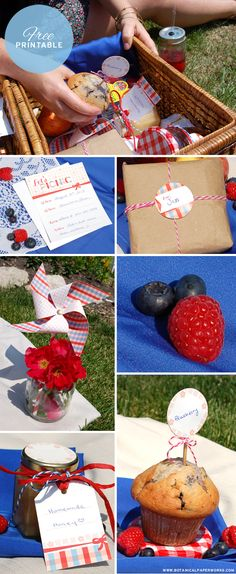 Picnic's are a blast and so is this Free Printable Picnic Party Collection. These printables are easy to assemble and will make your next picnic unforgettable.
