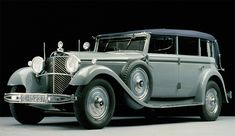 Mercedes-Benz Typ770 1930-2 - A piece of history!