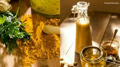 złote mleko i pasta z kurkumy Winter Drinks, Natural Healing, Garden Tools, Light Bulb, Health And Beauty, Beverages, Healthy Recipes, Healthy Food, Table Decorations