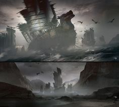 ArtStation - project /East/, Chino Rino Visual Lab