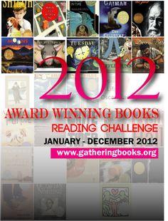Award Winning Books Reading Challenge