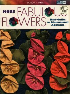 Книга по созданию цветочных композиций из ткани. Обсуждение на LiveInternet - Российский Сервис Онлайн-Дневников