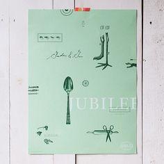 Graphic Design printed material