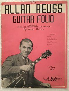 Allan Reuss Guitar Folio