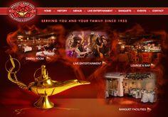 The Magic Lamp Inn: Steaks, Seafood, Live Entertainment in Rancho Cucamonga, California