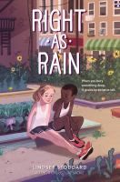 Right as Rain - Lindsey Stoddard - Hardcover New Books, Good Books, Books To Read, Chapter Books, Book Recommendations, Bestselling Author, Childrens Books, Tween Books, Novels