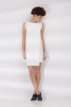 MID dress /white/  #summer #trends #white #dress #clothes