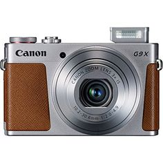 Canon PowerShot G9 X Digital Camera (Silver) Pro Bundle includes: 64GB SDXC Class 10 Memory Card, Card Reader, Case, Spare Battery & more…  http://www.lookatcamera.com/canon-powershot-g9-x-digital-camera-silver-pro-bundle-includes-64gb-sdxc-class-10-memory-card-card-reader-case-spare-battery-more/