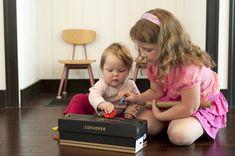 Made by Joel DIY Baby Toy Slot Box