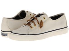 Sperry Top-Sider Seacoast Ivory - Zappos.com Free Shipping BOTH Ways