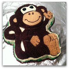 monkey birthday cakes - Bing Images