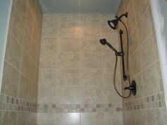 Tiled Shower Stalls   Shower Stall