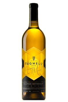 Harvel Melomel 2013 - Tugwell Creek Meadery