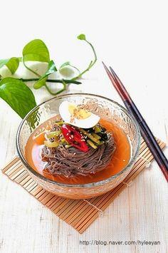 열무물냉면,열무냉국수,열무냉면 만들기 – 레시피 | Daum 요리