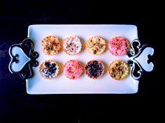 Sav's Kitchen: Ice-Cream Cake Tarts