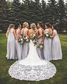 Dream Wedding: Bridesmaids wedding photo ideas -fall bridesmaid dresses and colors photos by Wedding Picture Poses, Wedding Poses, Wedding Pictures, Wedding Ideas, Gown Wedding, Wedding Dresses, Wedding Decorations, Wedding Events, Wedding Ceremony