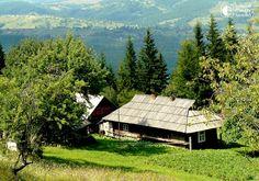 Carpathian mountings , W Ukraine