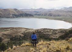 ALPINE RETREAT | Overlooking Laguna de Pomacanchi in the south of Peru's Cusco region.