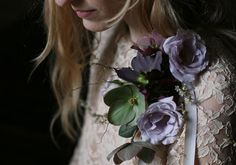 corsages- not for your high school prom any more