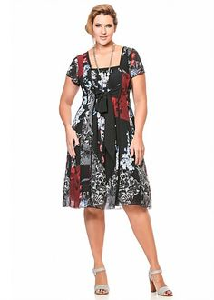 Plus Size women's Clothing, Large Size Fashion Clothes for WOMEN in Australia - SCARLET WHISPERS DRESS - TS14