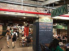 Miznon - Wikipedia Star Chef, Casual Restaurants, Yotam Ottolenghi, Local Hero, Restaurant New York, Moussaka, Editing Writing, Take A Nap, The New Yorker