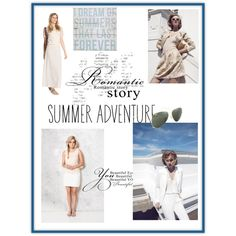 summer dreams Modehuis Klomp by jj-van-gemert on Polyvore featuring Ray-Ban, Primitives By Kathy and Rosemunde