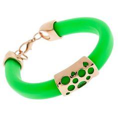 Βραχιόλι Senza RoseGold με Καουτσούκ - BeMine.gr Rose Gold, Bracelets, Leather, Jewelry, Jewlery, Jewerly, Schmuck, Jewels, Jewelery