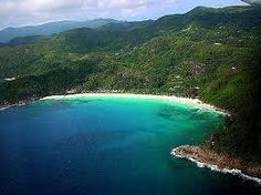 Seychelles Islands...husband has been there....I would love to experience this amazing place!