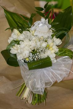 #Bouquet for First Communion
