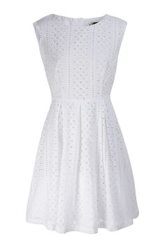 Robe broderie anglaise réglisse SINEQUANONE 99.90e