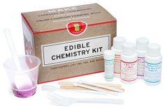 Edible Chemistry Kit $17.50