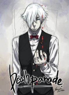 Death Parade by SonesKRT on DeviantArt. I just finished 10 episodes of it and so far it's AWESOME.
