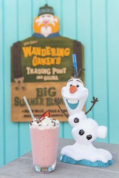 Disney Cruise Line's Summertime Freeze Recipe: Warm Hugs - this looks SO GOOD!