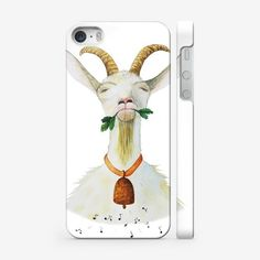 Чехол iPhone «Козлик»