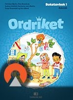 Gratis bokstavplansjer fra Ordriket