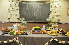5 Classic Baby Shower Themes
