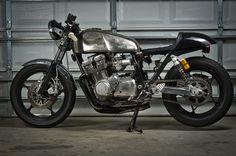Gs750es cafe racer | Thread: 1983 GS750E Progress: