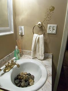 59 rock s n my bathroom sink ideas